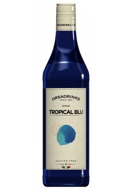 SIROPE  DE TROPICAL BLUE ODK