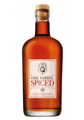 RON DON Q OAK BARREL SPICED