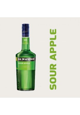 DEKUYPER SOUR APPLE